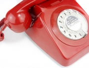 canstockphoto3545026 - telefoon oud model