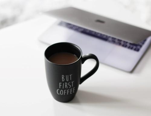 Waarom je je eerste date nooit met koffie begint
